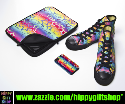 Funky_shoes_laptop_sleeve_iphone_case